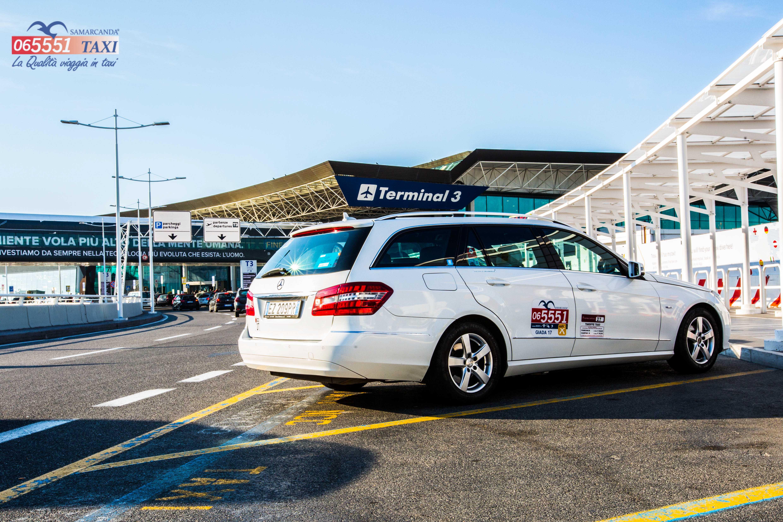 scarpe da corsa vasto assortimento design moderno Fiumicino Express - Samarcanda Taxi