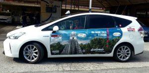 Pubblicità taxi