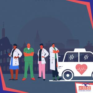 Trasporto taxi per medici e infermieri