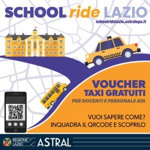 School ride Regione Lazio
